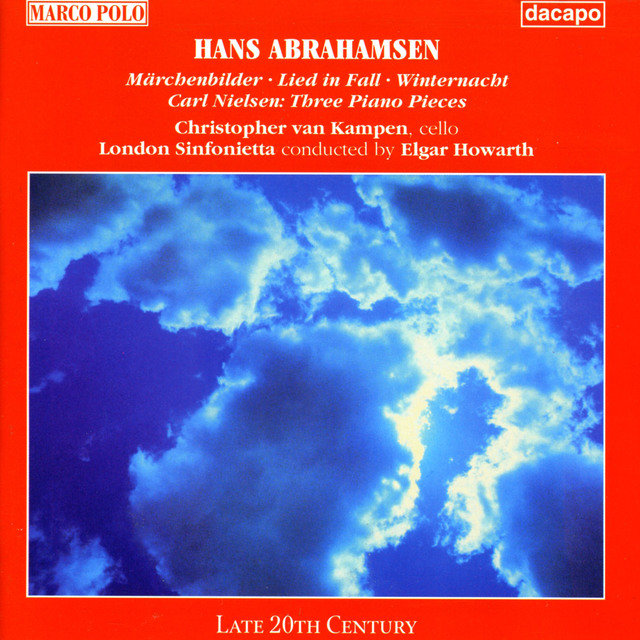 Abrahamsen, H.: Marchenbilder / Lied in Fall / Winternacht