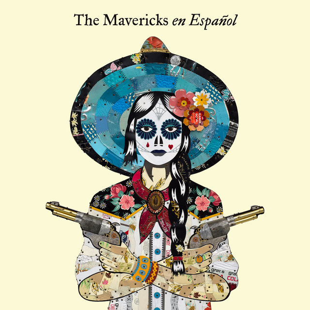 Cover art for album En Español by The Mavericks
