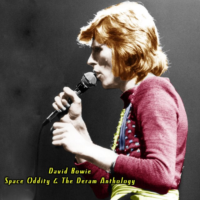 Space Oddity & the Deram Anthology