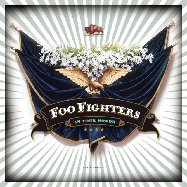 Cover art for album In Your Honor by Foo Fighters