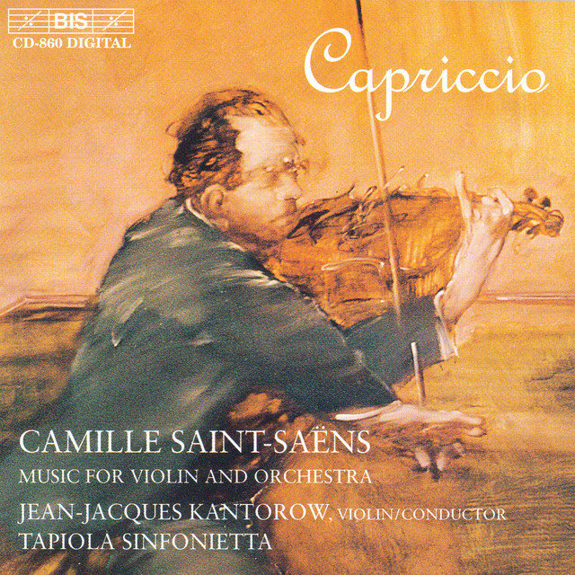 Saint-Saens: Music for Violin and Orchestra