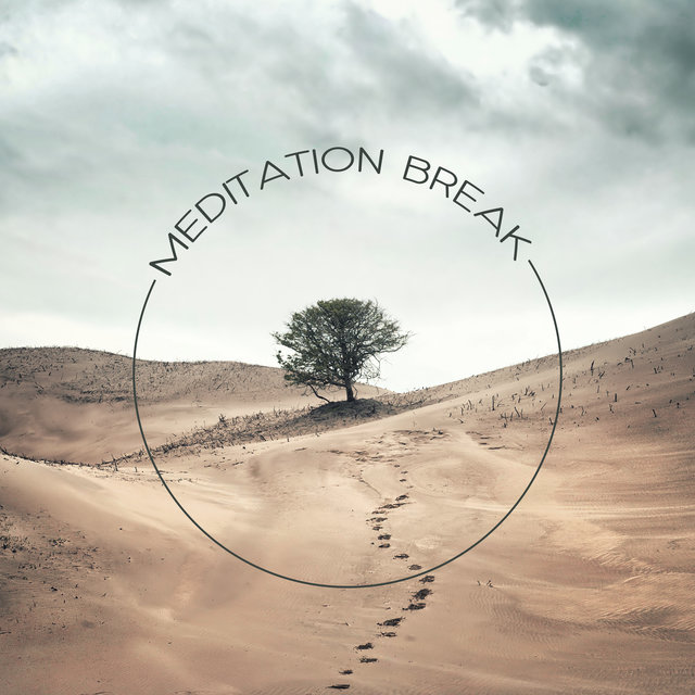 Meditation Break - Find a Moment to Reset Your Mind and Relax Your Body While Working, Gentle and Mesmerizing New Age Music, Brain Stimulation, Deep Concentration, Good Results