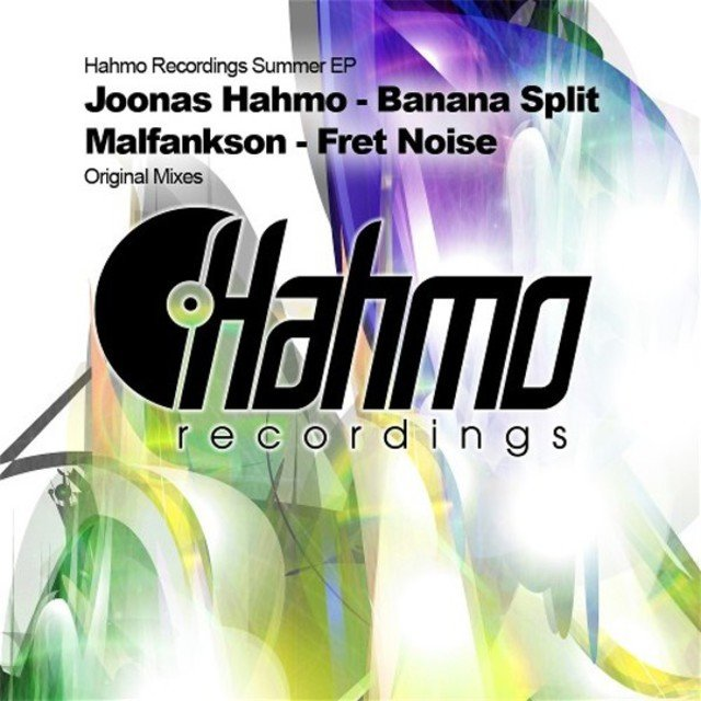 Hahmo Recordings Summer EP