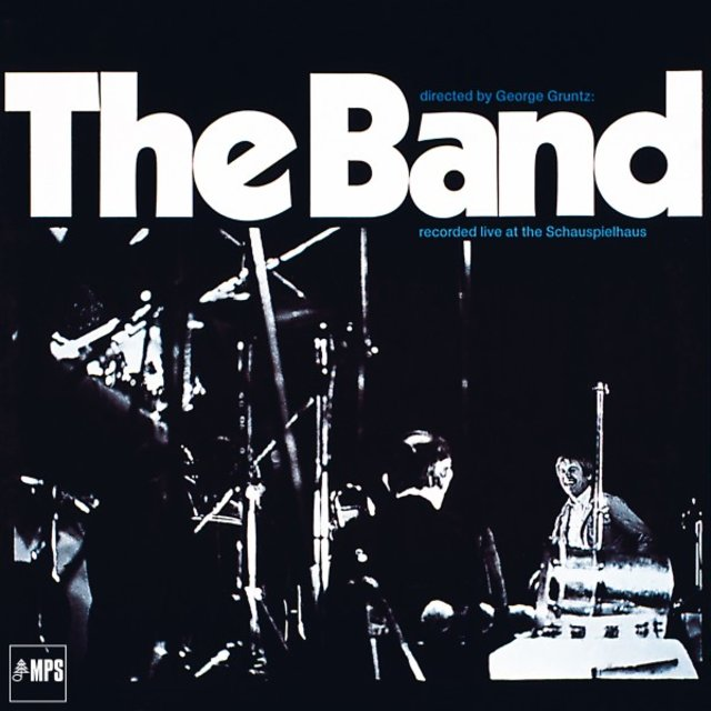 The Band - Live at the Schauspielhaus