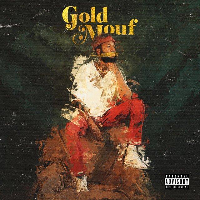 Cover art for album Gold Mouf by Lute