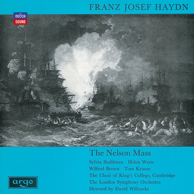 Haydn: Nelson Mass / Vivaldi: Gloria in D / Handel: Zadok the Priest (96kHz/24Bit)