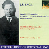 Violin Partita No. 2 in D Minor, BWV 1004: V. Ciaccona