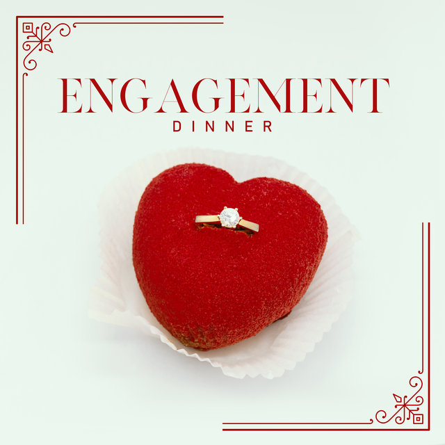 Engagement Dinner - Ask Your Sweetheart for a Hand with the Fascinating Sounds of Jazz in an Elegant Restaurant