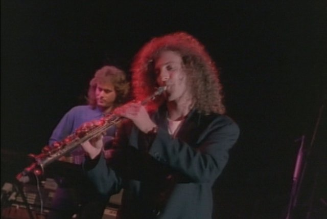 Going Home (from Kenny G Live)