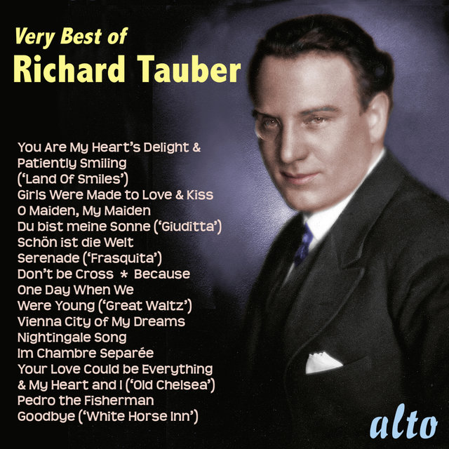 Very Best of Richard Tauber