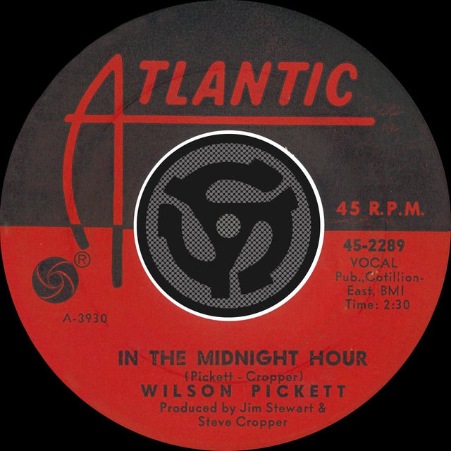 In The Midnight Hour / I'm Not Tired [Digital 45]