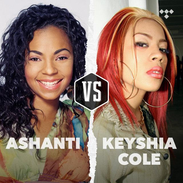 Cover art for album Ashanti vs. Keyshia Cole by TIDAL
