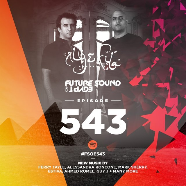 Future Sound Of Egypt Episode 543