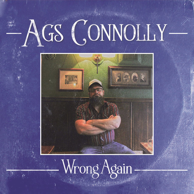Cover art for album Wrong Again by Ags Connolly