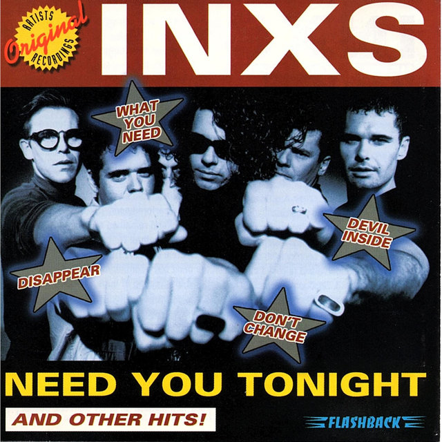 Need You Tonight (And Other Hits!)