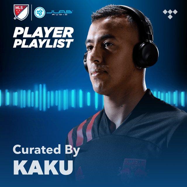 Cover art for album MLS Kaku Player Playlist by JLab Audio