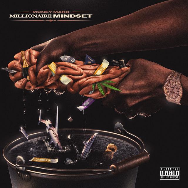 Cover art for album Millionaire Mindset by MoneyMarr