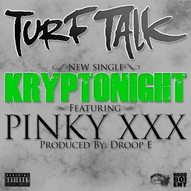 Kryptonight (feat. Pinky XXX) - Single