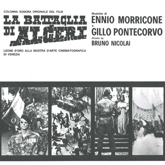 La battaglia di Algeri (Original Motion Picture Soundtrack)