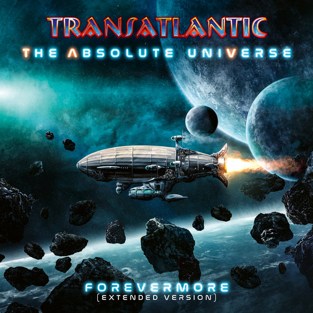 Cover art for album The Absolute Universe: Forevermore (Extended Version) by Transatlantic