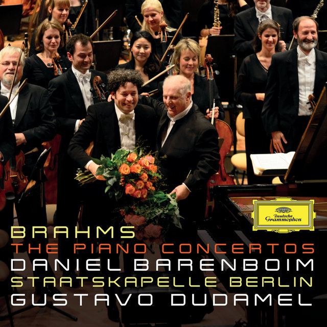 Brahms: The Piano Concertos (Live)