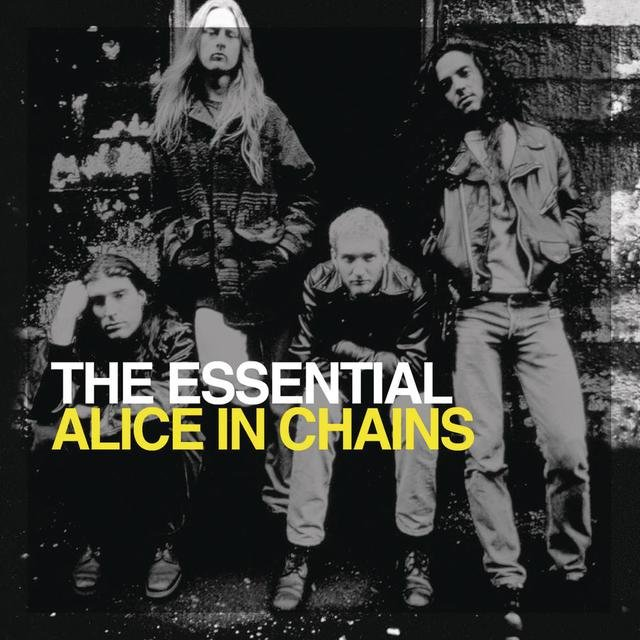 The Essential Alice In Chains