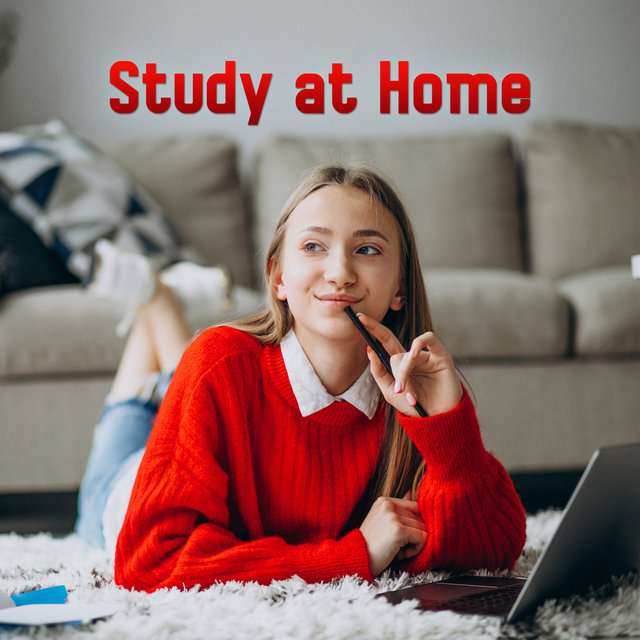 Study at Home: Concentration, Focus, Mindfulness & Relaxation Music