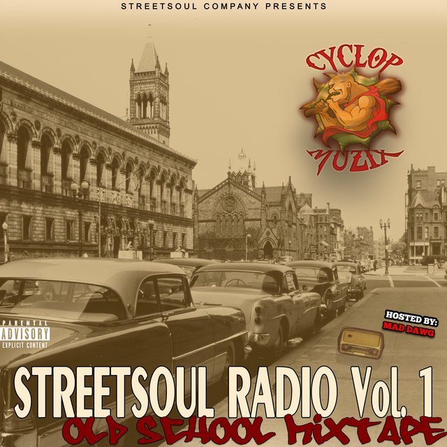 Streetsoul Radio, Vol. 1