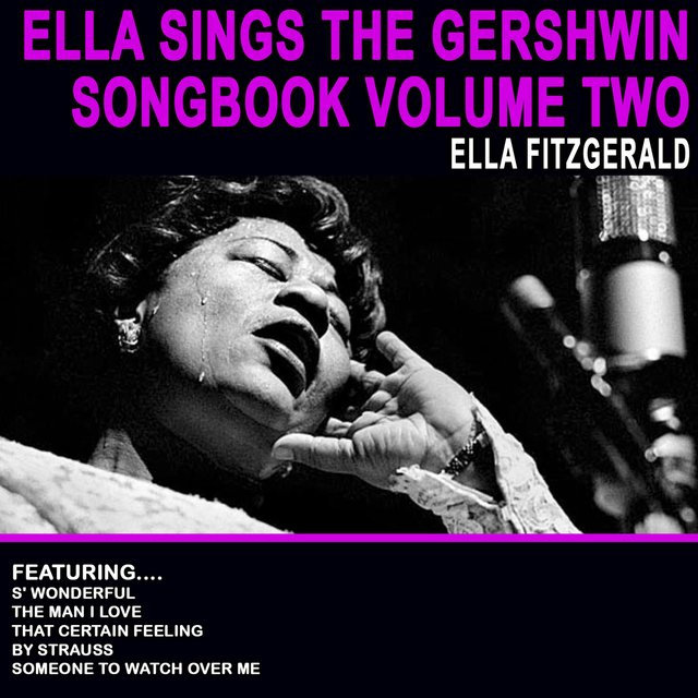 Ella Sings the Gershwin Songbook, Vol. 2