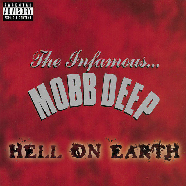 Cover art for album Hell On Earth by Mobb Deep