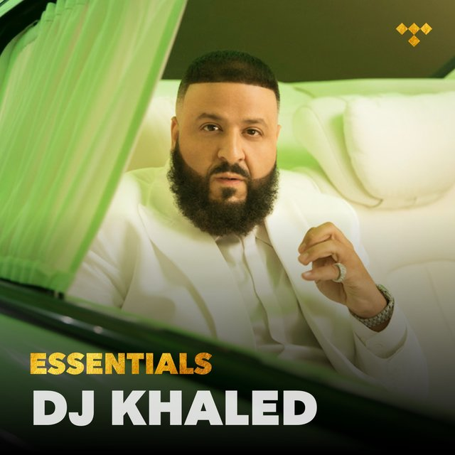 Cover art for album DJ Khaled Essentials by TIDAL