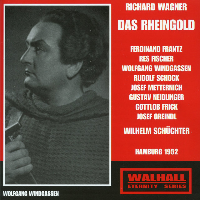 Wagner: Das Rheingold (Recorded 1952)