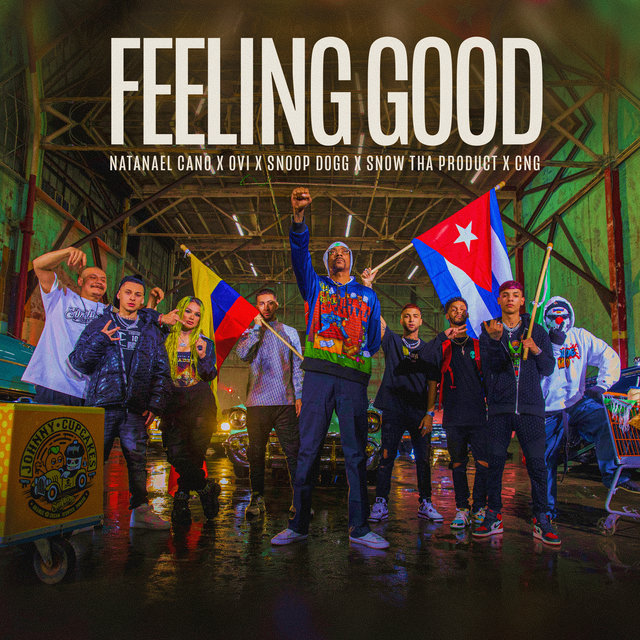 Feeling Good (feat. Snow Tha Product & CNG)