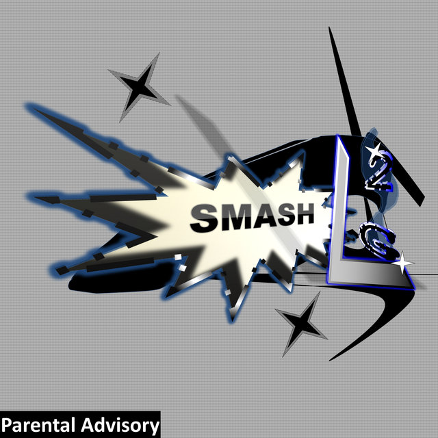 Cover art for album Smash by L2G