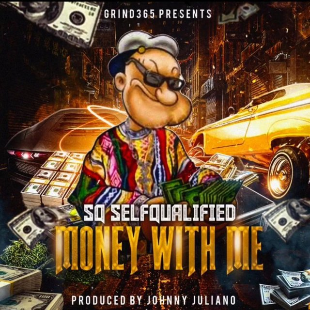 Cover art for album Money With ME by SQ Selfqualified