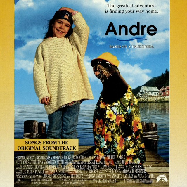 Andre-Songs From The Original Soundtrack