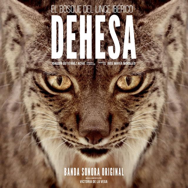Cover art for album Dehesa, El Bosque del Lince Ibérico (Banda Sonora Original) by Victoria de la Vega