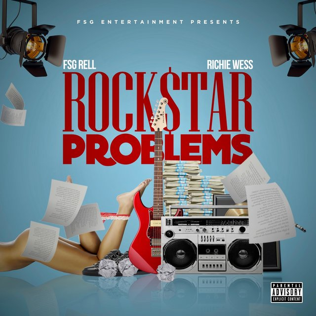 Rockstar Problems (feat. Richie Wess)