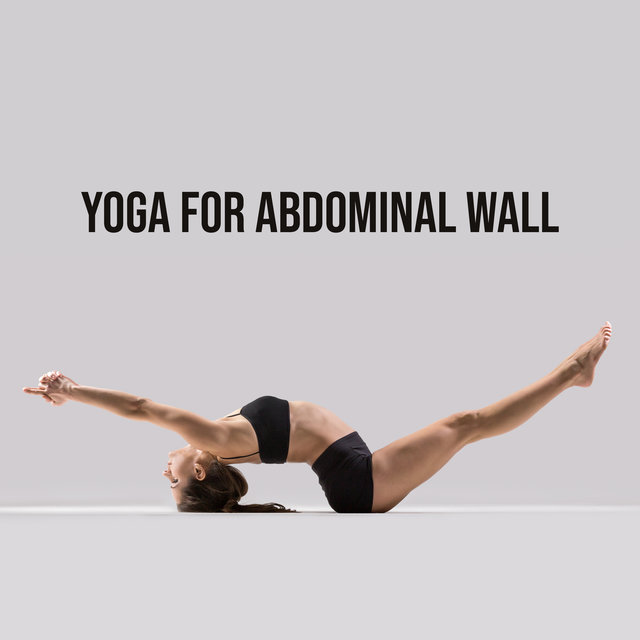 Yoga for Abdominal Wall (For Beginners, Background Music to Exercise, Morning Stretching)