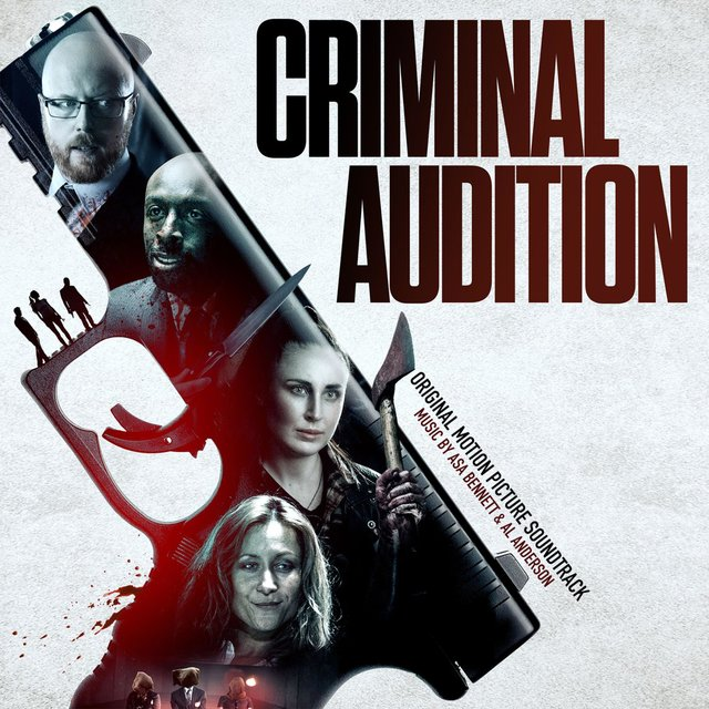 Criminal Audition (Original Motion Picture Soundtrack)