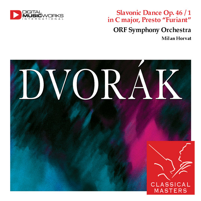 Slavonic Dance Op. 46 / 1 in C major, Presto