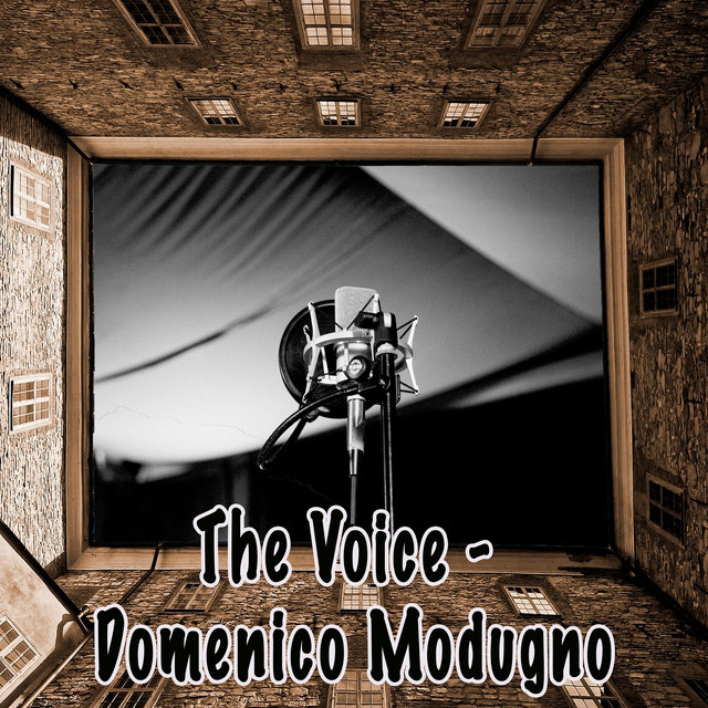 The Voice - Domenico Modugno