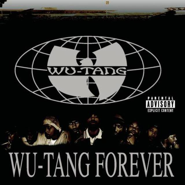 Cover art for album Wu-Tang Forever by Wu-Tang Clan