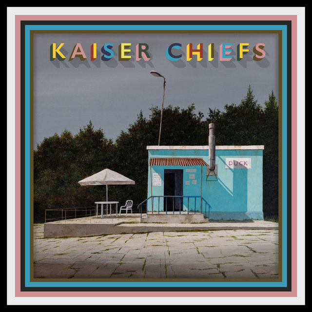 Cover art for album Duck by Kaiser Chiefs