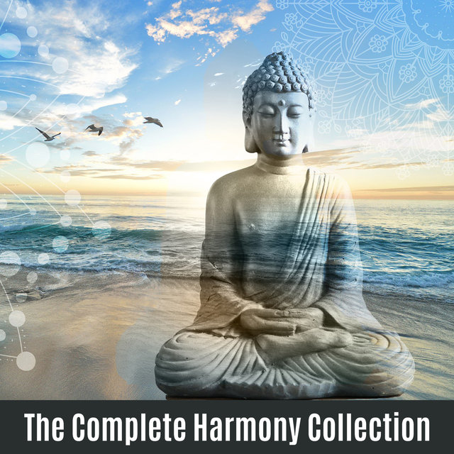 The Complete Harmony Collection - The Best Relax with Soothing Sounds, Zen New Age Therapy