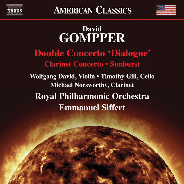 David Gompper: Double Concerto