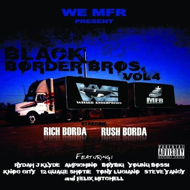 Black Border Brothers 4