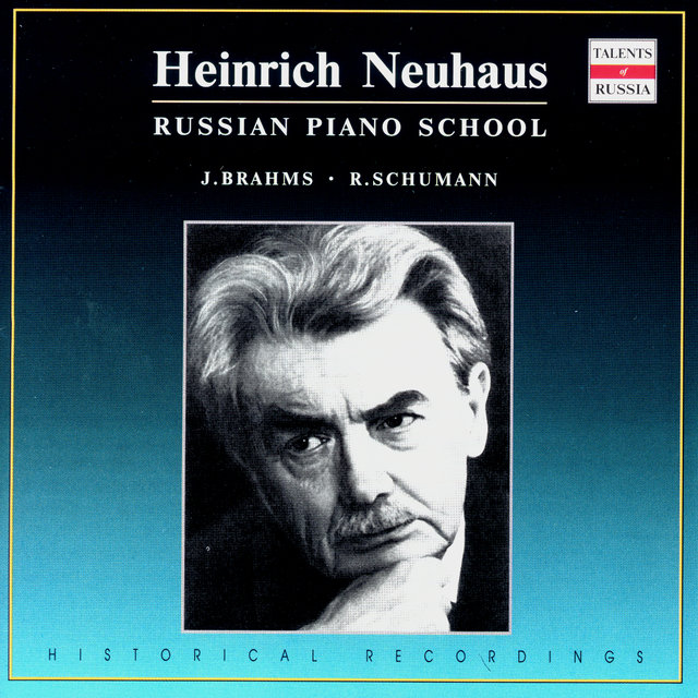 Russian Piano School: Heinrich Neuhaus, Vol. 3