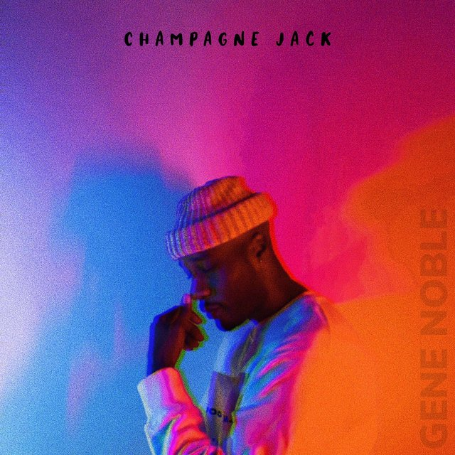 Cover art for album Champagne Jack by Gene Noble