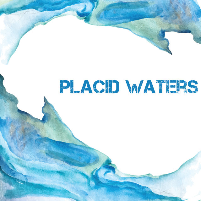 Placid Waters: Calming Ocean Sounds, Anti-stress Music, Piano Relaxation Melodies, Best Ambient Wellness Set